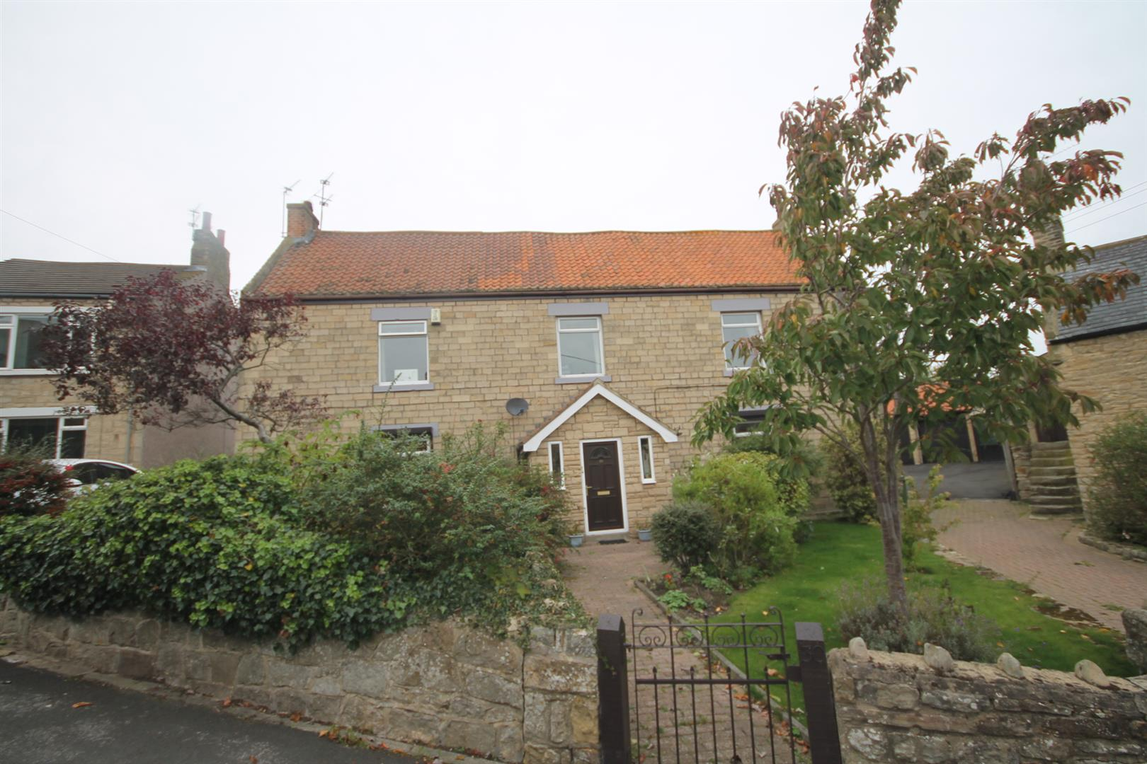 5 Bedrooms Detached House for sale in Station Road, Witton Le Wear, Bishop Auckland